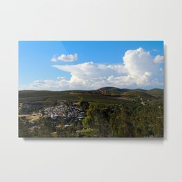 A view from la Bufa Metal Print