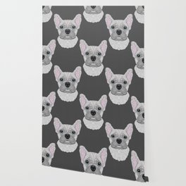 Cream French Bulldog Wallpaper