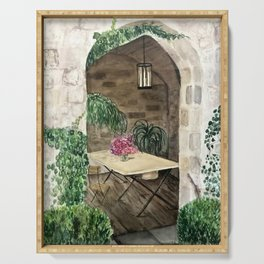Giselle's Patio Serving Tray
