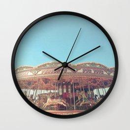 Magical Horses Wall Clock