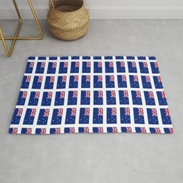 Flag of new zealand -zealand,New Zealander,Kiwi,wellington,Auckland. Rug