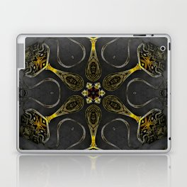 Lion's tail Laptop & iPad Skin