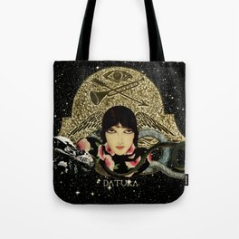 Where No One Sees Tote Bag