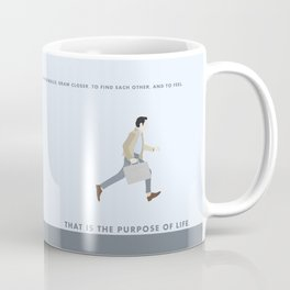 Walter Mitty, Ben Stiller, Major Tom, Print Coffee Mug