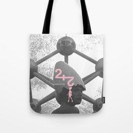 "Front 242 ""Headhunter"" Single Artwork Concept Tote Bag"
