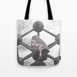 """Front 242 """"Headhunter"""" Tote Bag"""