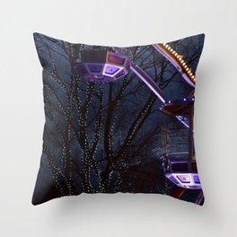 The BigWheel Throw Pillow