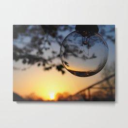 Illuminate Two Metal Print
