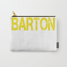 All care about is_BARTON Carry-All Pouch