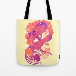 Dawn of Nature Tote Bag