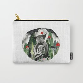 Amanita Troll Carry-All Pouch