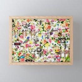 Everything Framed Mini Art Print