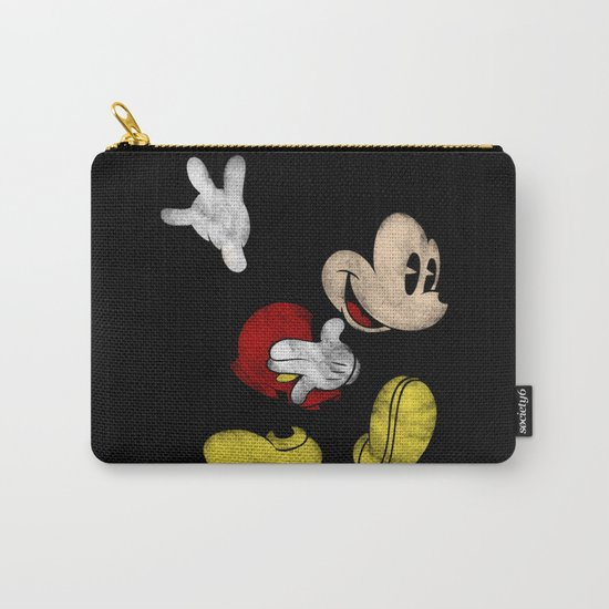 DISNEY MICKEY MOUSE: DARK MICKEY Carry-All Pouch