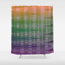 Blended Ways Shower Curtain