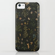 Old World Florals iPhone 5c Slim Case