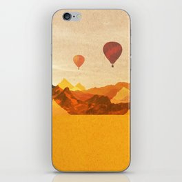 The Boonies iPhone Skin