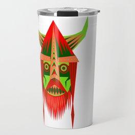 Viking, Undead Travel Mug
