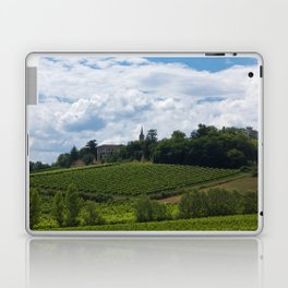 vineyards in France Laptop & iPad Skin