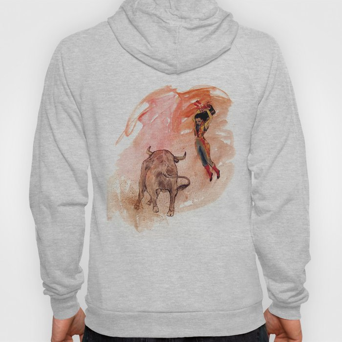 Bullfighter Hoody