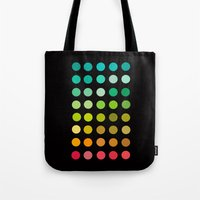 pantone Tote Bags featuring Pantone by lescapricesdefilles