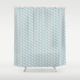 Unicornios Shower Curtain
