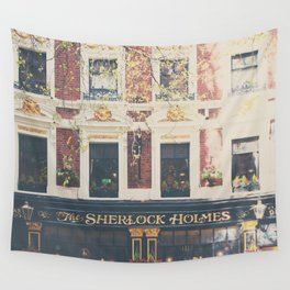 a pub with a difference ...  Wall Tapestry