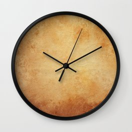 Antique Vintage Nostalgic Texture Wall Clock