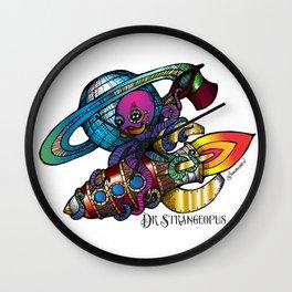 Dr Strangeopus Wall Clock