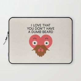 Groomed For Love Laptop Sleeve