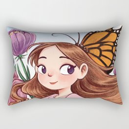Thumbelina Rectangular Pillow