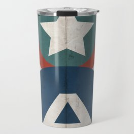 Star-Spangled Avenger Travel Mug