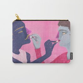 THE WHITE PILLS CLUB Carry-All Pouch