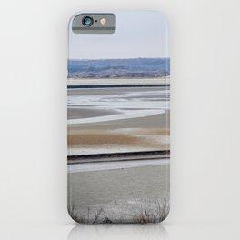 Landscape La Canche, iPhone Case
