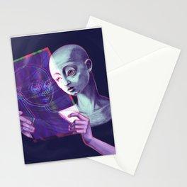 Mirror Darkly Stationery Cards