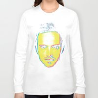"""jesse pinkman Long Sleeve T-shirts featuring Breaking Bad """"Jesse Pinkman"""" by Steal This Art"""