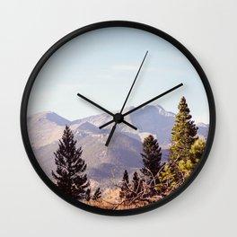RMNP Wall Clock