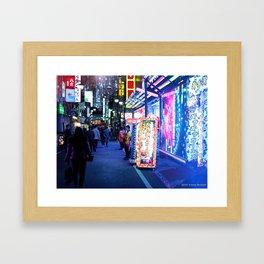 Kabukicho #62 Framed Art Print