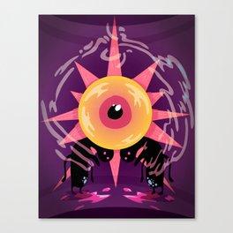 Dark Side Canvas Print