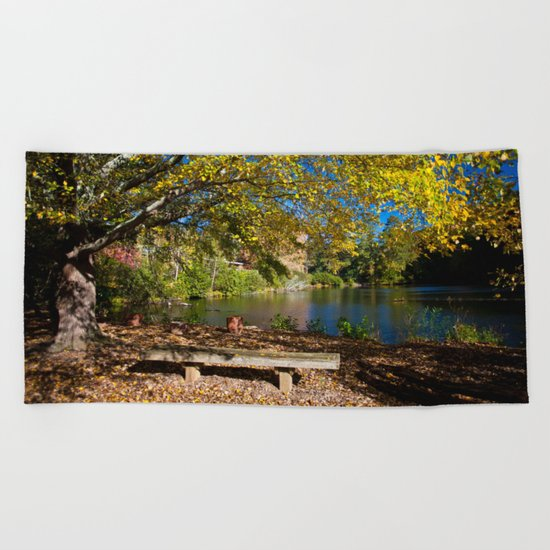 True Love Waits Beach Towel