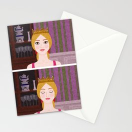 Parapluies Stationery Cards