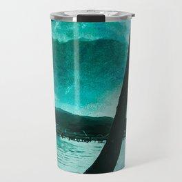 Tempest Island (Colder Version) Travel Mug