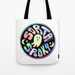 Holo Sorta Spooky © Tote Bag