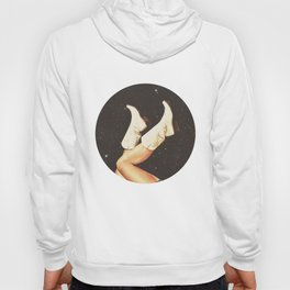 These Boots - Space Hoodie