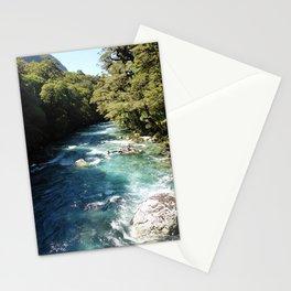 Lake Marian, New Zealand Stationery Cards