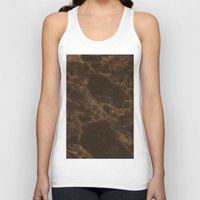 marble Tank Tops featuring Marble by Norms