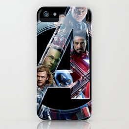 The Avengers 2 iPhone Case