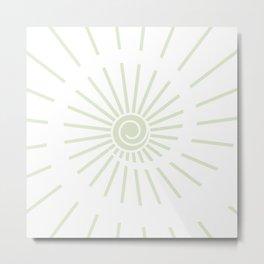 Sunshine 18 Metal Print