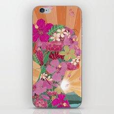 Nature Woman iPhone & iPod Skin