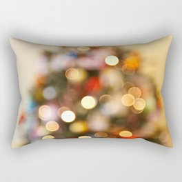 So this is Christmas Rectangular Pillow
