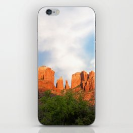 Cathedral Rock iPhone Skin
